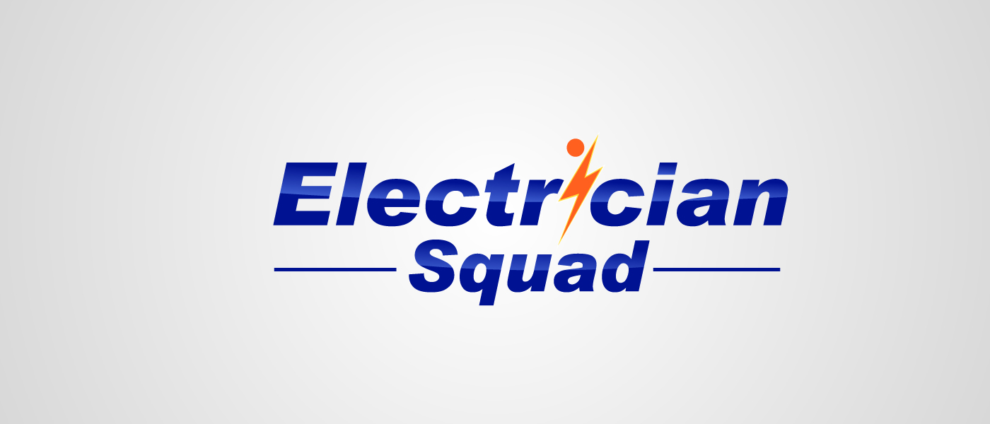 A picture of the logo for the Electrician Squad